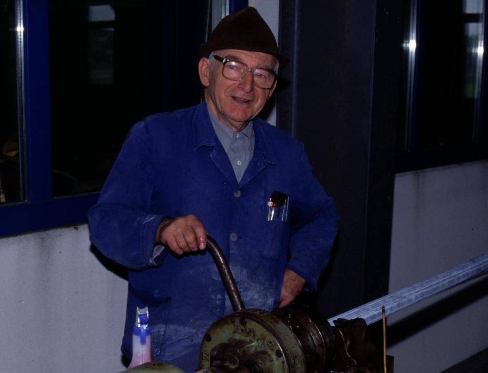 Firmengründer Franz Mittmann