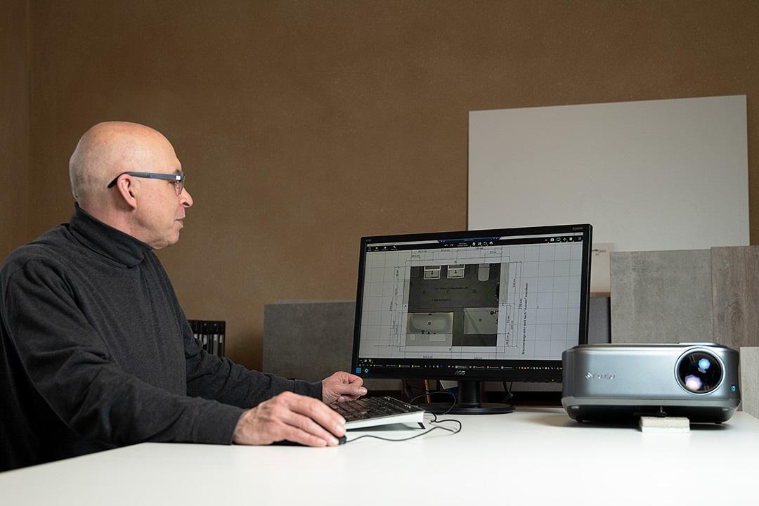 Geschäftsinhaber Ulrich Mittmann, Heizung Sanitär in Kleve