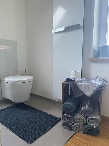 Badreferenz Detail WC- Bereich